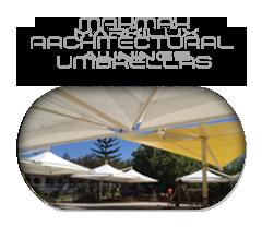Architectural Umbrellas