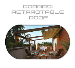 Corradi Retractable Roof