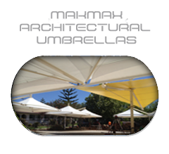Architectural Umbrellas